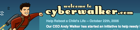 cyberwaker banner