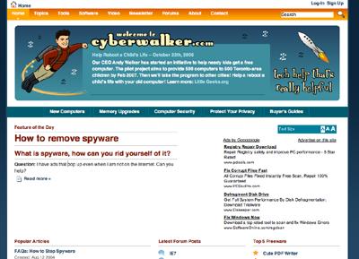 cyberwalker small
