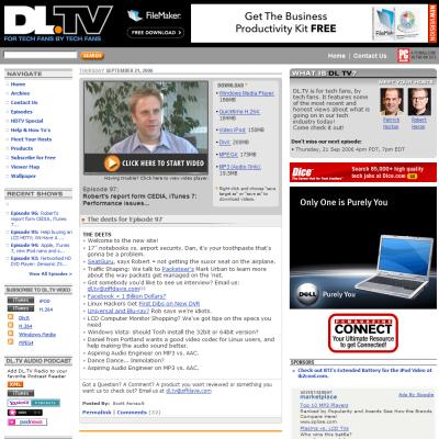 new dl tv site shot