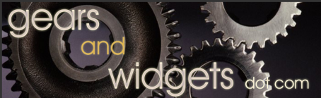 gears and widgets