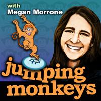 jumping monkeys logo